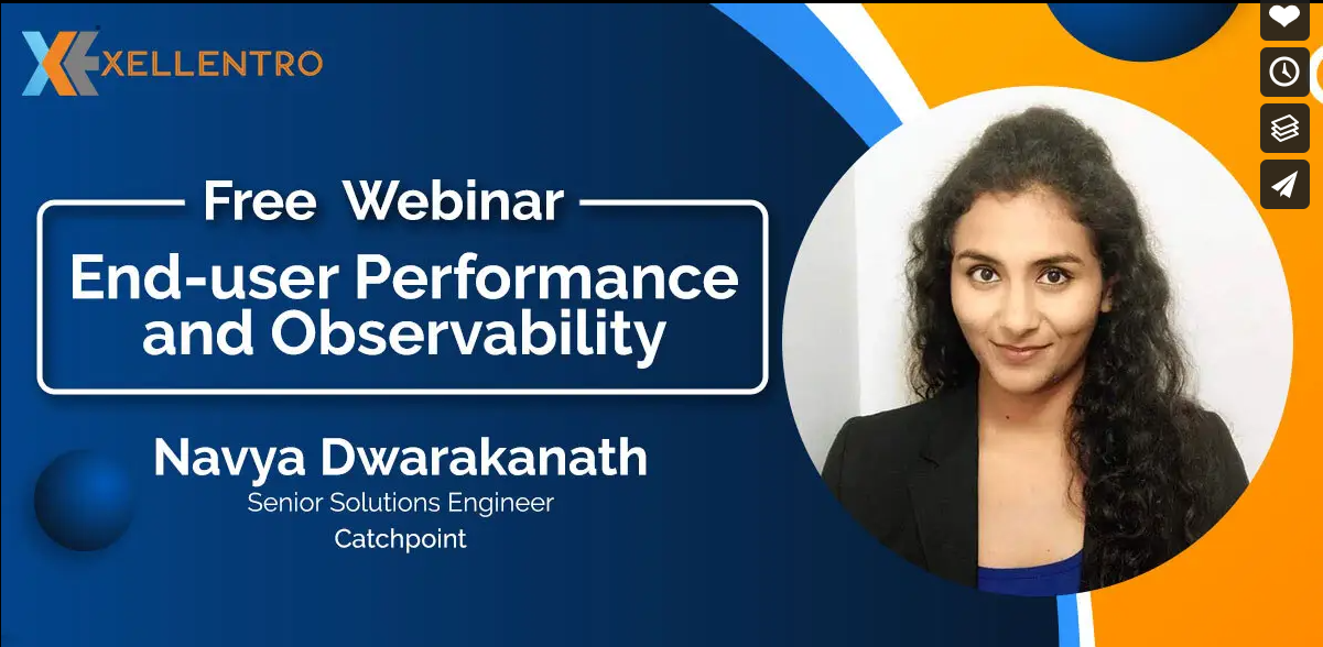 End-User Performance and Observability