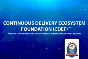 Continuous-Delivery-Ecosystem-Foundation-(CDEF)