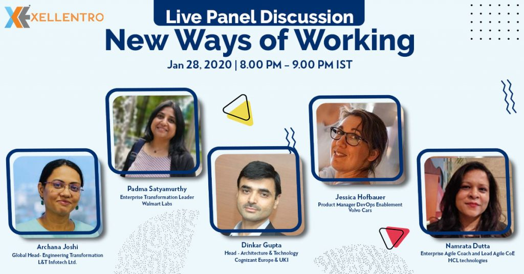 Panel Discussion on New Ways of Working